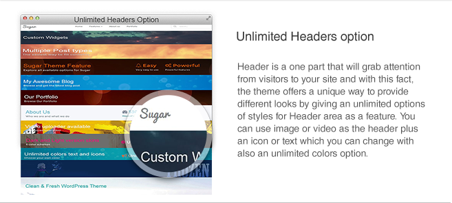 Sugar - Business Responsive WordPress Theme - 8